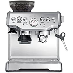 Breville Barista Express Coffee Machine BES870 Espresso Maker w Built in Grinder
