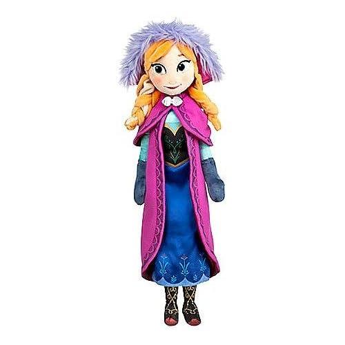 ディズニー51センチフィギュア アンナ Disney Frozen Exclusive 20 Inch Plush Figure Anna  並行輸入品