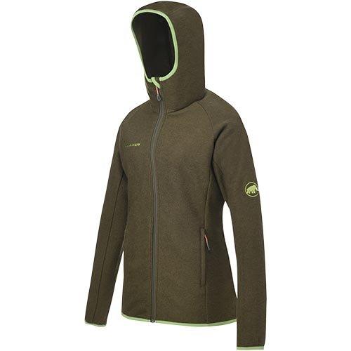 マムート サーマル ウール フリース ジャケット ウィメンズ Thermal Wool Fleece Jacket Women 4023/dark-o...