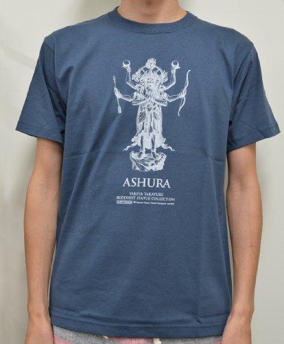 Super Robot chogokin Ashura t-shirt denim size: m