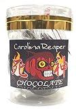 【超最強激辛】キャロライナ死神チョコレート×9枚入り『超上級者向け』
