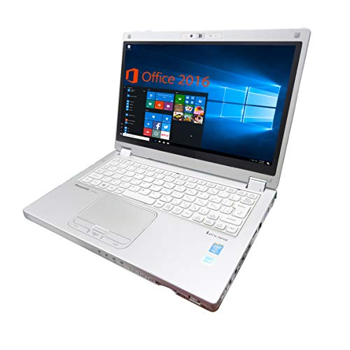 【Microsoft Office 2016搭載】【Win 10搭載】Panasonic CF-MX3/第四世代Core i5-4310U 2.0GHz/メモリ:8GB/SSD:128GB/12.5型Full HD液晶/タッチパネル/Webカメラ/HDMI/SDカードスロット/WIFI/Bluetooth/USB 3.0/スタイラスペン付属/外付けハードディスク:250GB/中古ノートパソコン (SSD:128GB)