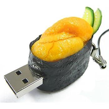ソリッドアライアンス SushiDiskなの?すとらっぷ うに2GB SNUN-02G