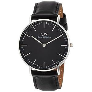 [ダニエル・ウェリントン]DanielWellington 腕時計 Classic Black Sheffield ブラック文字盤 DW00100145 【並行輸入品】