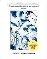 Organizational Behavior and Management