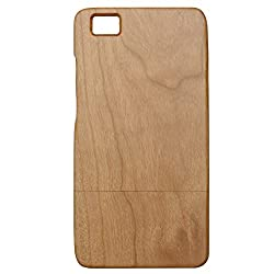 手作り木製カバー天然木使用 (HUAWEI P8lite, 木製)