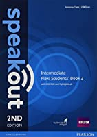 Speakout Intermediate 2nd Edition Flexi Students' Book 2 with MyEnglishLab Pack