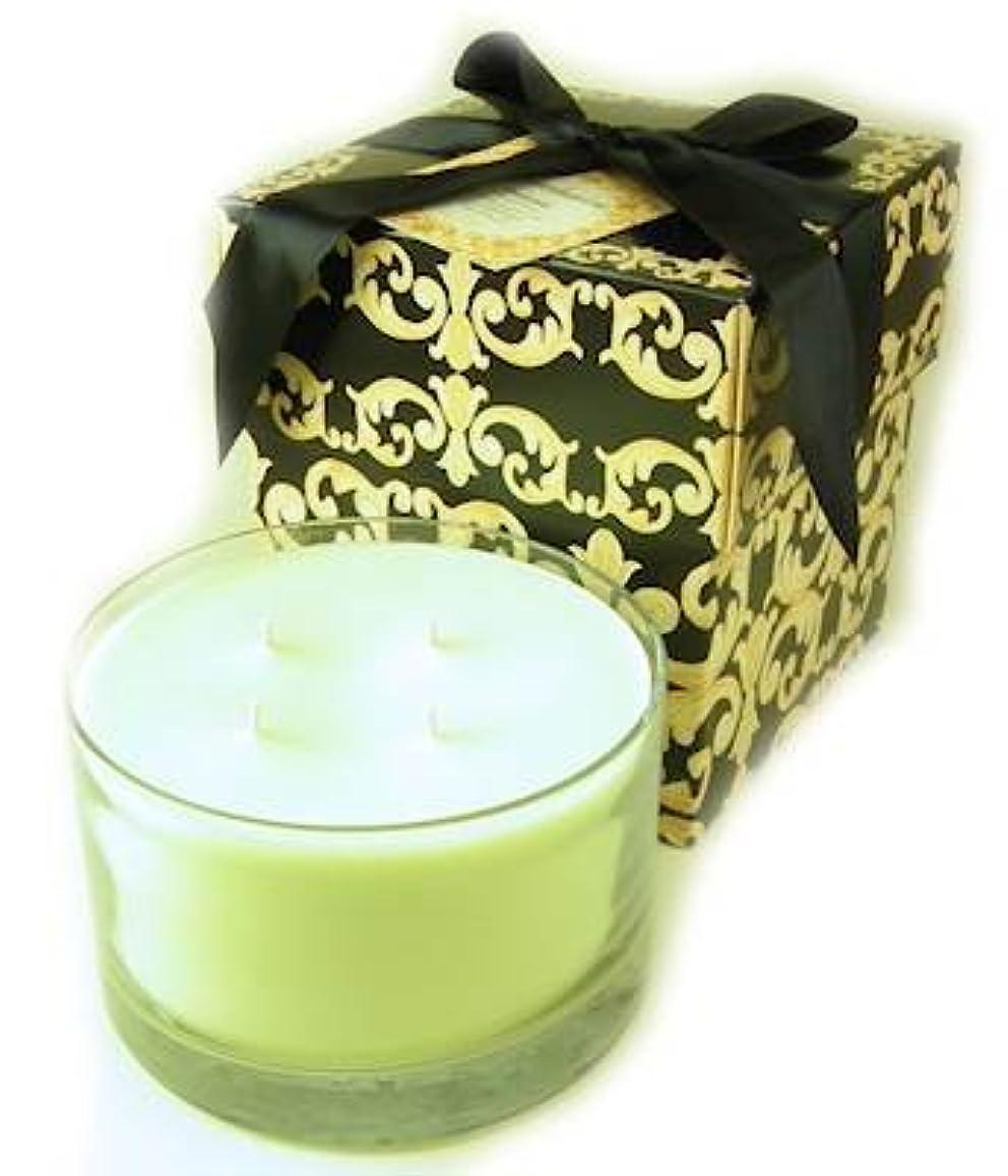 眠り船一口オレンジバニラ – Exclusive Tyler 40 oz 4-wick香りつきJar Candle