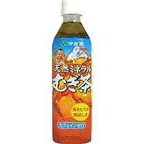 伊藤園 天然ミネラルむぎ茶 500ml×24本
