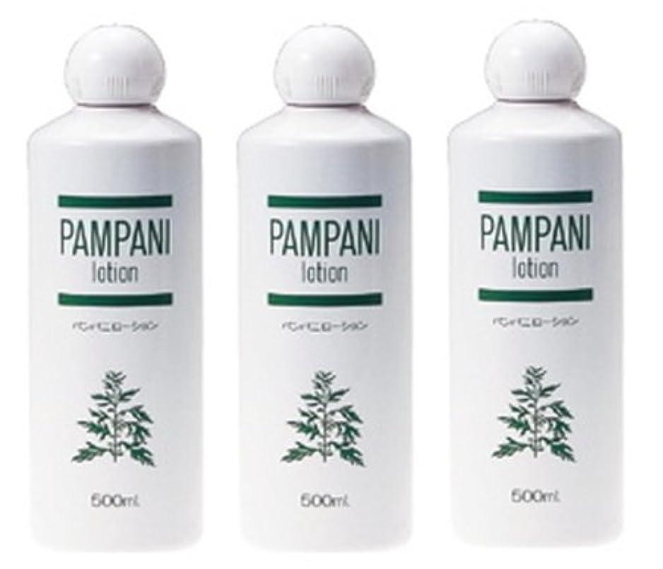適応スピリチュアルであることパンパニ(PAMPANI) ローション 500ml×3本組