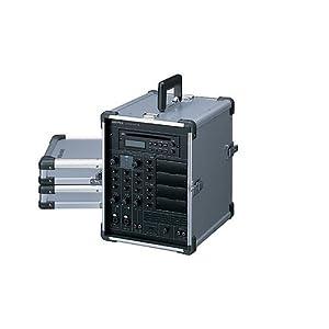 UNI-PEX キャリングアンプ(CDプレイヤー内蔵) CGA-200D
