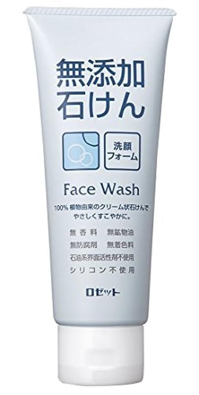 通訳サンプル幹ロゼット 無添加石けん 洗顔フォーム 140g