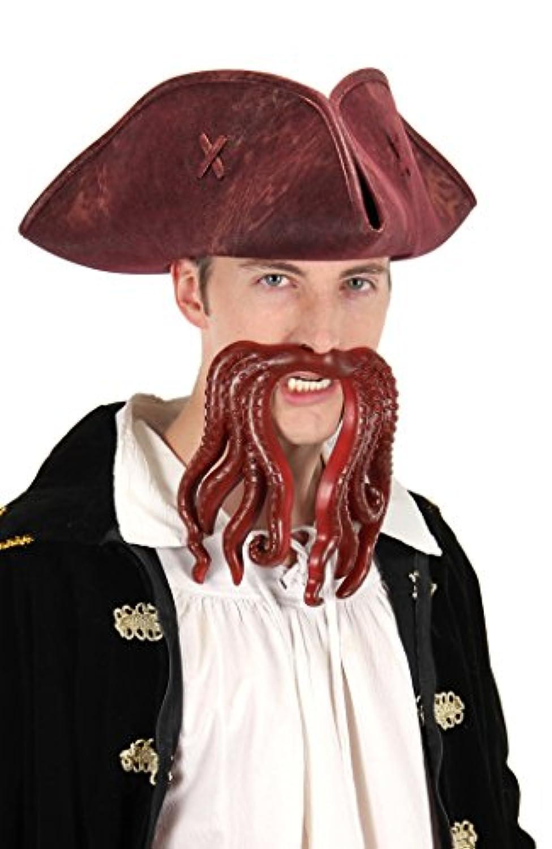 elope 巨大squidstache標準メンズ ワンサイズ