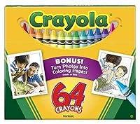 Crayola Regular Sizeクレヨン64pk by Crayola LLC