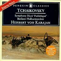 Tchaikovsky: Symphony no 6 / Karajan, Berlin Philharmonic (Penguin Music Classics Series)