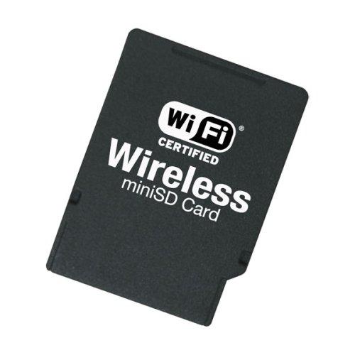 PLANEX IEEE802.11b/g miniSD無線LANカード GW-MS54G