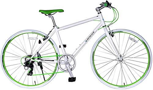 SPEAR (スペア) クロスバイク 700c シマノ製 7段 変速 SPC7007 ディレーラー Tourney (ターニー) B07Z4NMB1Z 1枚目