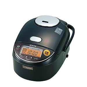 象印 炊飯器 5.5合 圧力IH式 極め炊き ダークブラウン NP-ZD10-TD