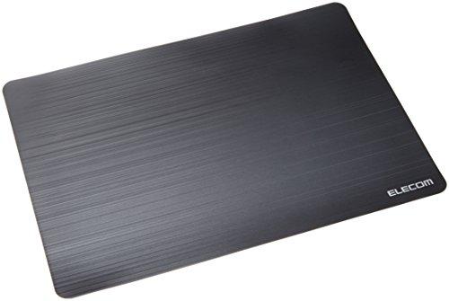 エレコム 滑るっマウスパッド A4サイズ ブラック MP-119BK