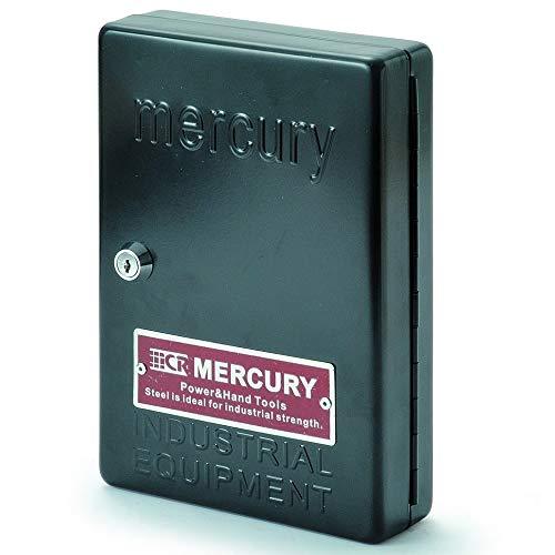MERCURY マーキュリー キーキャビネット スチール製 ブラック