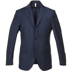 Alessandro Cantarelli Wool Jacket: Navy