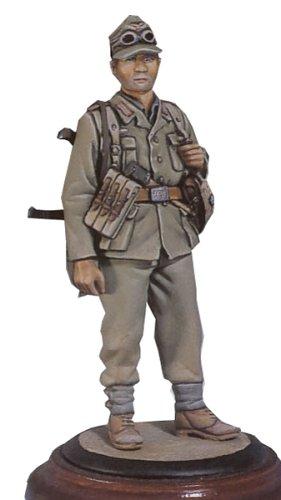 アンドレアミニチュアズ S5-F32 German Infantryman(Africa 1942)