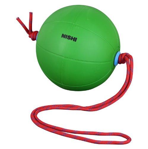 NISHI(ニシ・スポーツ) スウィングメディシンボール 4kg T5914