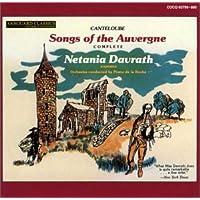 カントルーブ:オーヴェルニュの歌