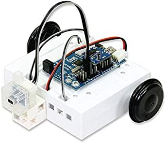 プログラムロボットカー台座セット