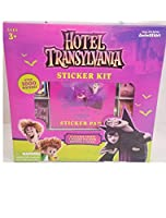 Forever Clever Hotel Transylvania ステッカーキット