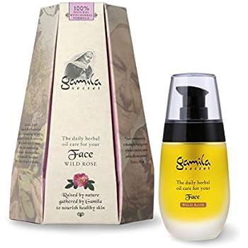 ガミラシークレット フェイスオイルワイルドローズ50ml 10種類の植物素材がブレンドされた美容オイル ハリと艶のある肌へ