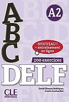 ABC DELF: Livre A2 + CD + Entrainement en ligne