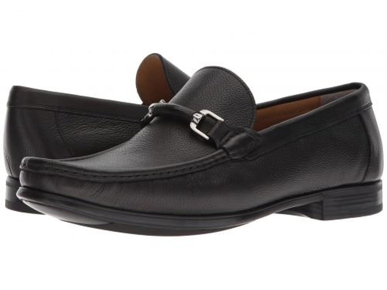 湿地地域泣いているBruno Magli(ブルーノマリ) メンズ 男性用 シューズ 靴 ローファー Salento - Black [並行輸入品]