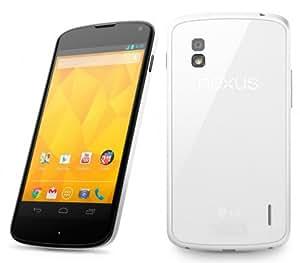 Google Nexus 4 16GB (LG E960) 新色White SIMフリー 並行輸入品