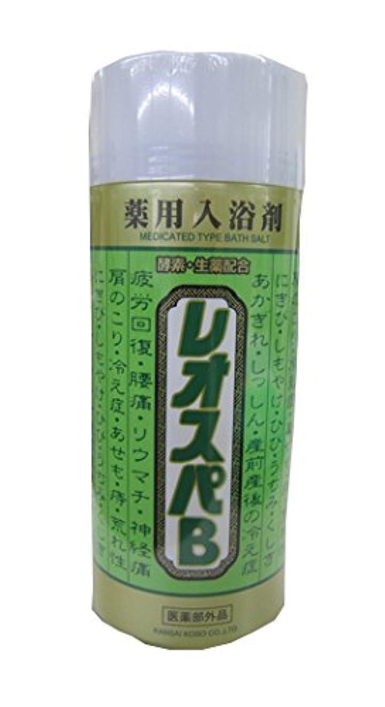 攻撃中央寄生虫レオスパB 【5本セット】