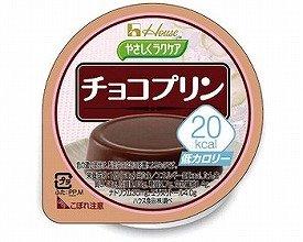 【健康食品】・やさしくラクケアシリーズ 20kcalチョコプリン [82972]
