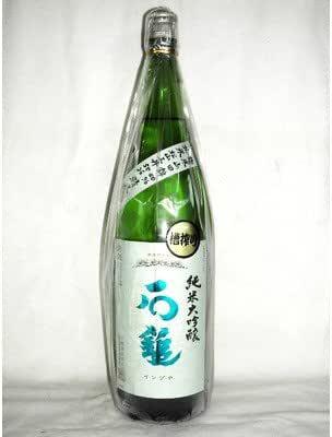 石鎚 純米大吟醸 1800ml [石鎚酒造 愛媛県 純米大吟醸]