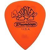Dunlop 462P.60 Tortex® TIII, Orange.60mm, 12/Player's Pack