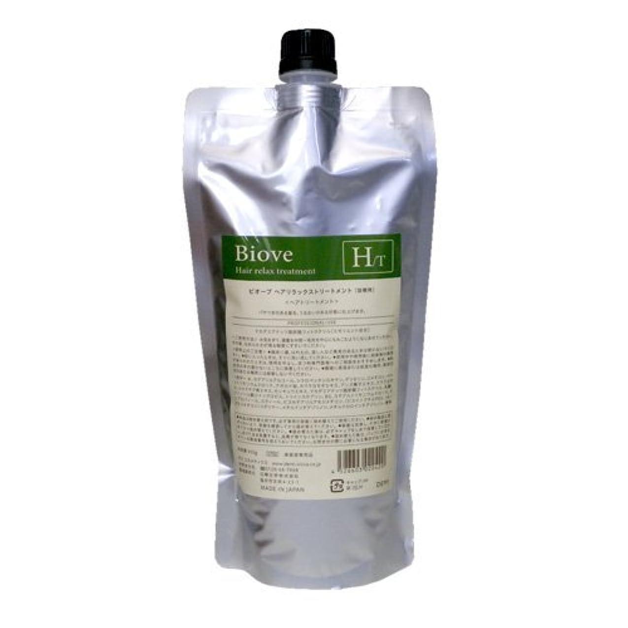 プラグ平らにする成熟したデミ ビオーブ ヘアリラックストリートメント 450g
