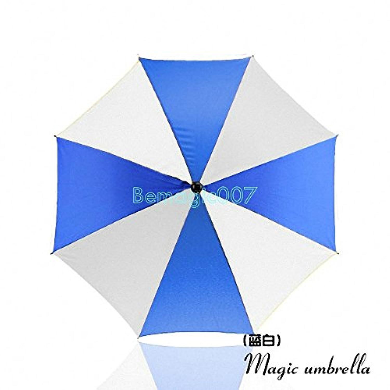 パラソルプロダクションブルー&ホワイト Parasol Production Blue & White -- パラソルプロダクションマジック