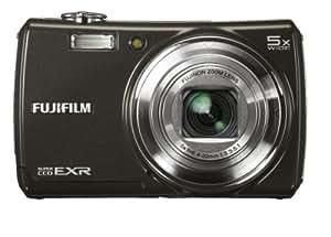 FUJIFILM デジタルカメラ FinePix (ファインピックス) F200 EXR ブラック FX-F200EXRB