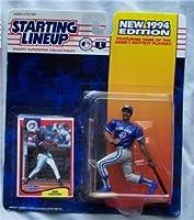 1994 Joe Carter MLB Starting Lineup Figure [Toy] [並行輸入品]