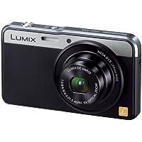 Panasonic デジタルカメラ ルミックス XS3 光学5倍 ブラック DMC-XS3-K