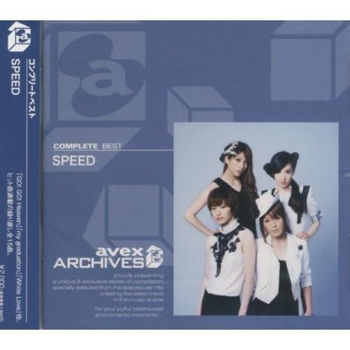 SPEED スピード コンプリートベスト AQCD-50568