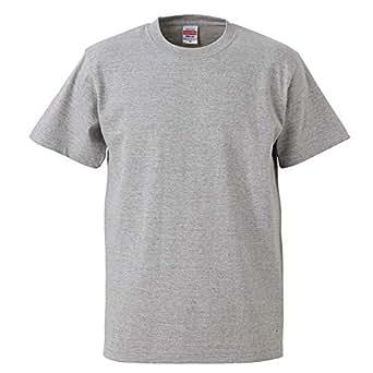 UnitedAthle (ユナイテッドアスレ) 5.6オンス 5001-01 ハイクオリティー Tシャツ S 006.ミックスグレー