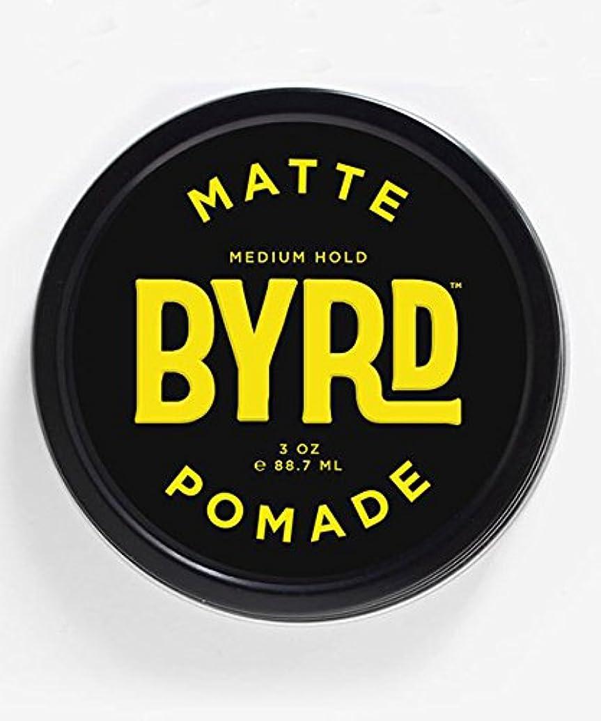 放置それに応じてワイドBYRD(バード) マットポマード 85g