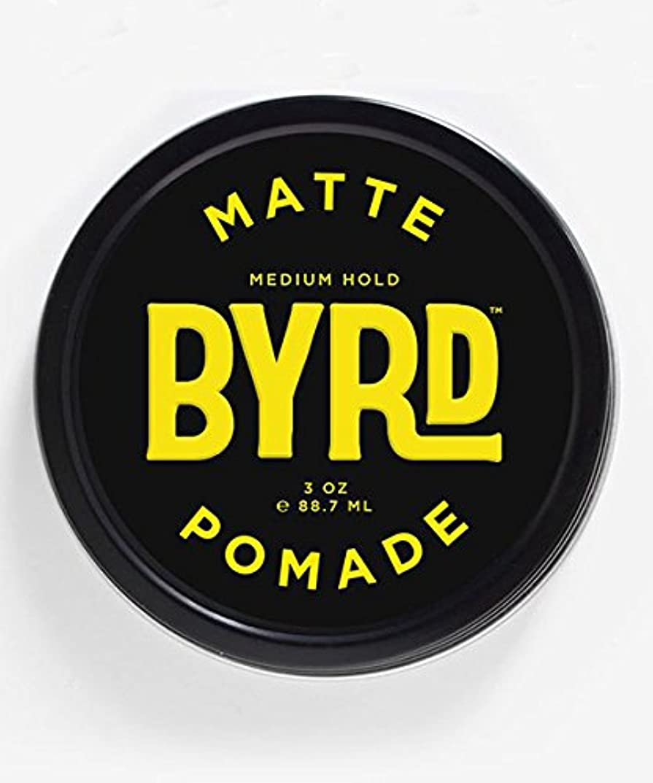 マーキー物理的な中庭BYRD(バード) マットポマード 85g