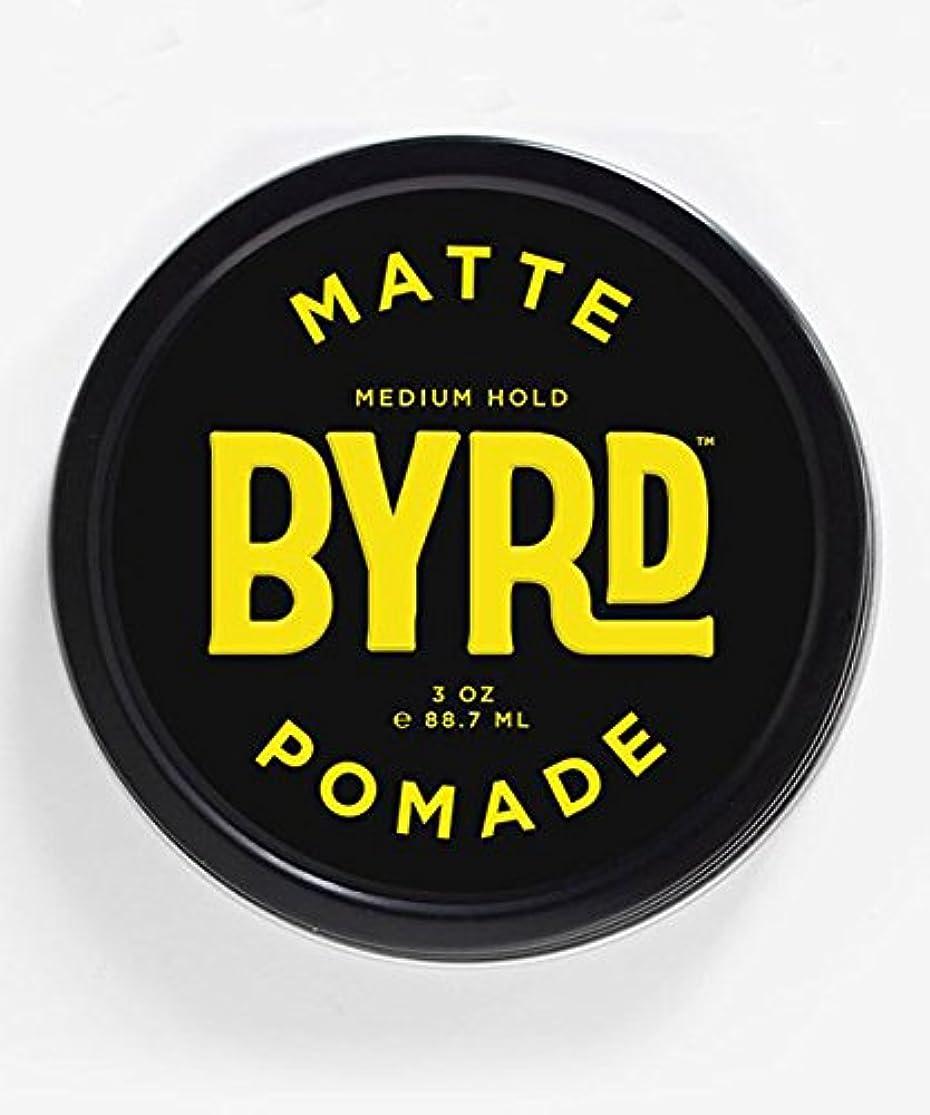 合併症放映古いBYRD(バード) マットポマード 85g