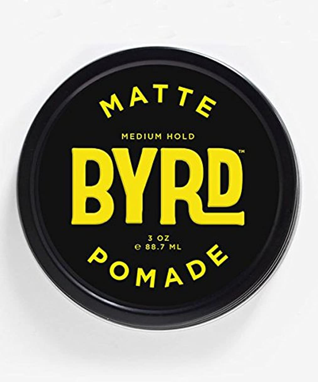 ワイン夜従来のBYRD(バード) マットポマード 85g