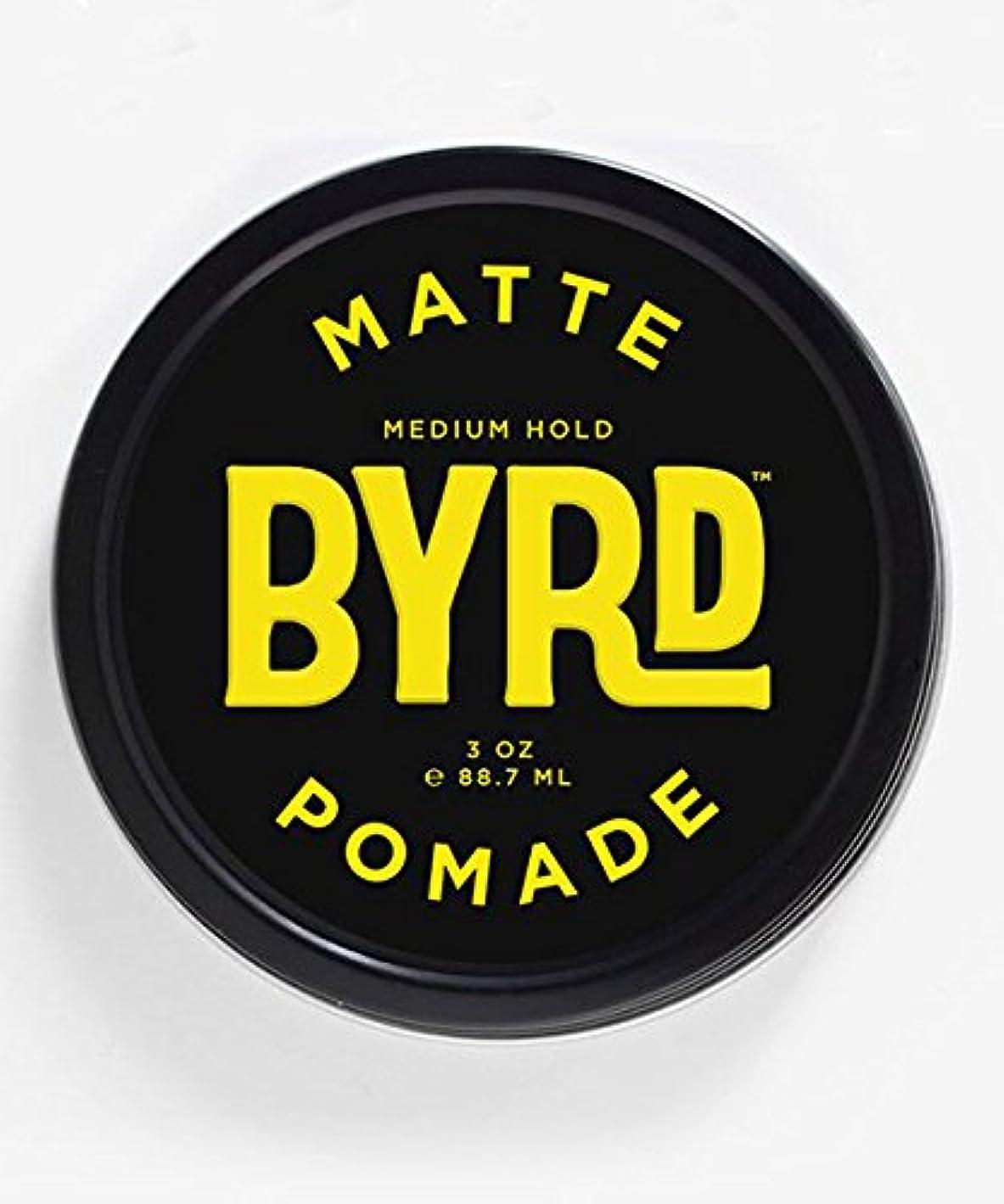 コロニアル美徳傾向がありますBYRD(バード) マットポマード 85g